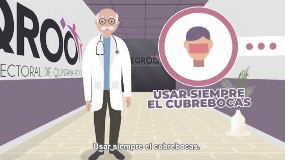 Empieza el IEQROO campaña para comicios 2021 con el pie izquierdo