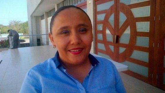No son tiempos de buscar la Presidencia de Solidaridad: Cristina Torres.