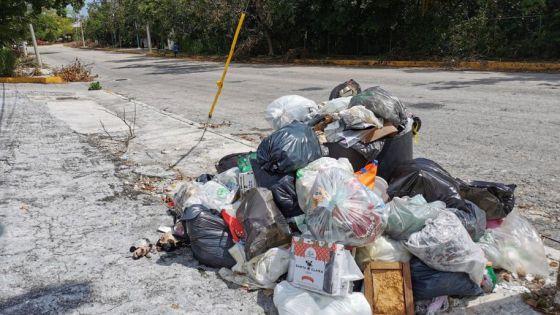 Hay opacidad en el tema de la basura en Cancún: Issac Janix.