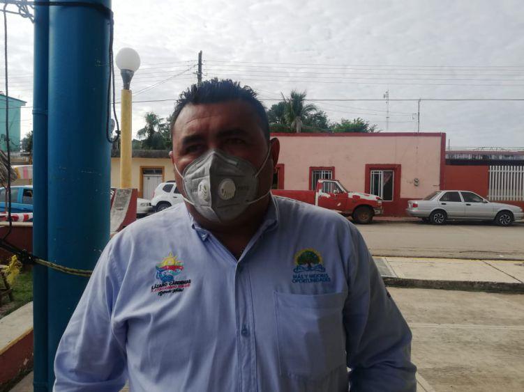 Amagan con revocar concesión a empresarios morosos en Holbox; son $3 millones que adeuda a la Zofemat, asegura su coordinador Javier Martínez.
