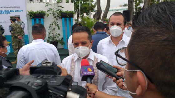 Se aplicarán mañana 2,700 vacunas contra Covid-19 en Quintana Roo.