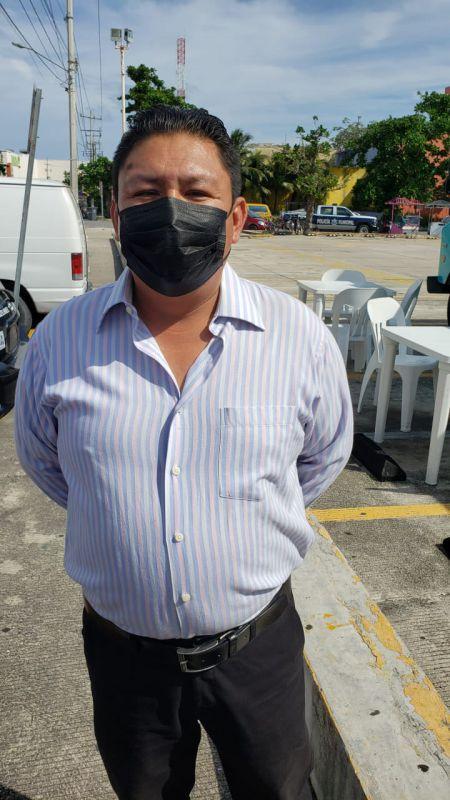 Panistas de Cozumel inconformes con alianza con PRI y PRD; aseguran que va contra los principios de instituto político: Miguel Canté.