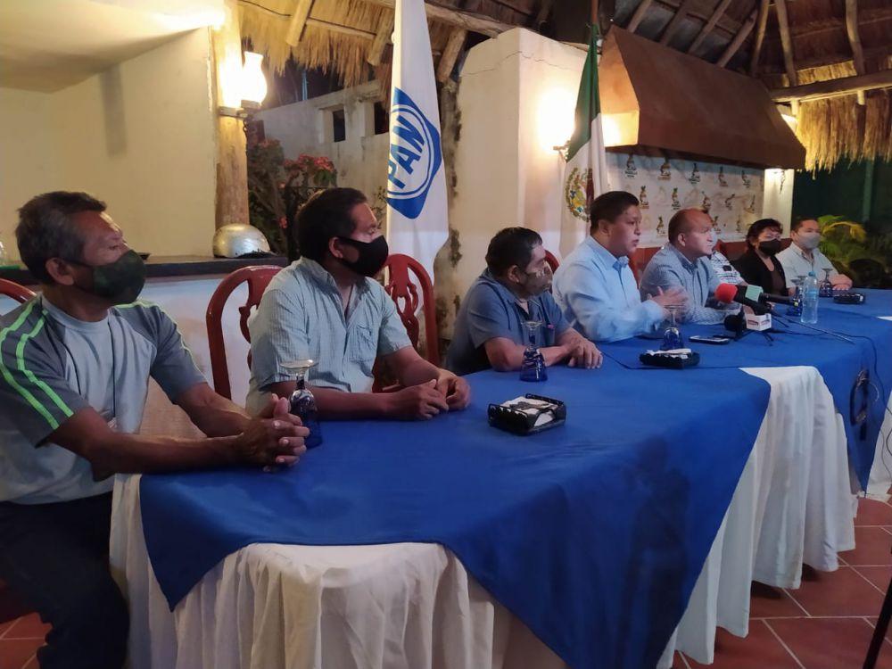Panistas de Cozumel se 'resignan' a la coalición con el PRI.