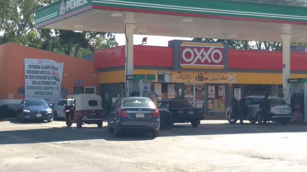 En José María Morelos temen escalada de precios por las gasolinas.