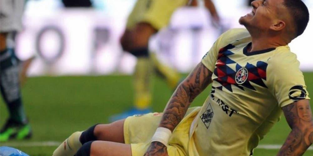 Club América: Reporte de Nico Castillo ¿está fuera de las Águilas?