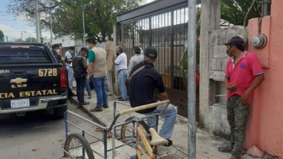 Señor de la tercera edad se suicida en la colonia Azcorra de Mérida