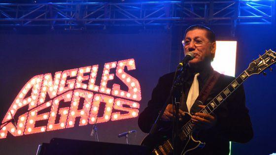 Fallece Mario Gutiérrez, fundador de Los Ángeles Negros