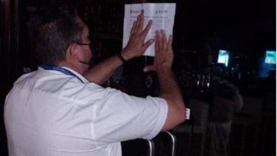 Clausuran restaurantes y bares de Mérida por no cumplir con medidas sanitarias