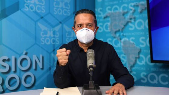 Tengamos la responsabilidad total para mantener protocolos y el cuidado con el coronavirus: Carlos Joaquín