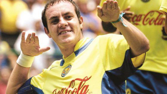 Futbolistas que pudieron ser el nuevo Cuauhtémoc Blanco y fracasaron