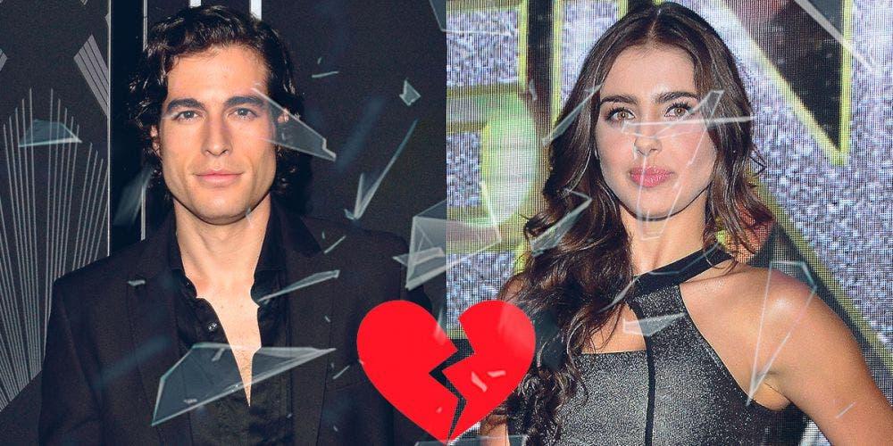 Se acabó el amorssssss: ¡Michelle Renaud y Danilo Carrera terminaron su romance!