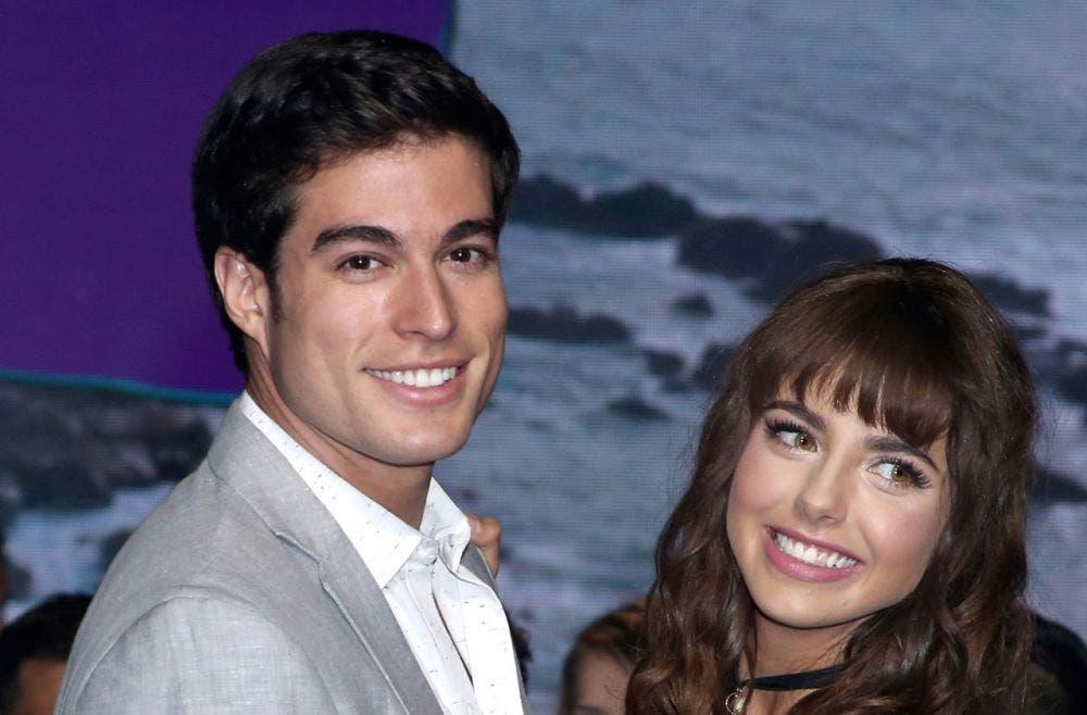 Michelle Renaud y Danilo Carrera se contagiaron de Covid-19 y !lo ocultaron¡