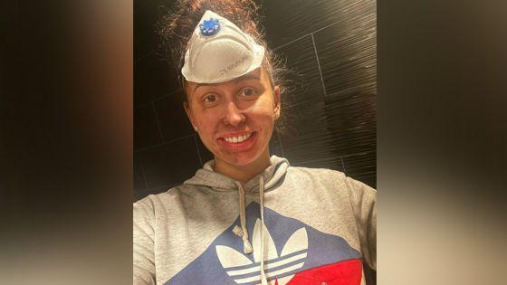 Por no tener olfato a causa del Covid-19 gimnasta pierde su casa en incendio