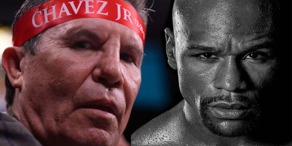 ¿Chávez vs Mayweather? el César del Boxeo comentó esto