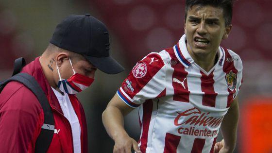 "Chivas: Fernando Beltrán ""critica"" a la Chofis López"
