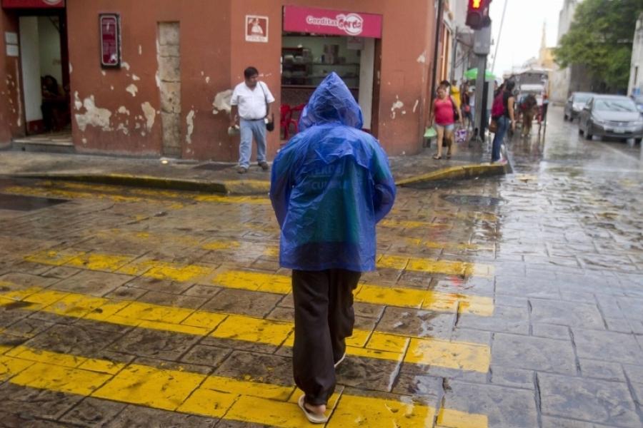 Se aproxima un nuevo frente frío para Yucatán este próximo jueves