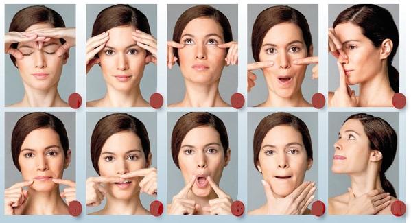 Reduce las arrugas del rostro con estos ejercicios del fitness facial