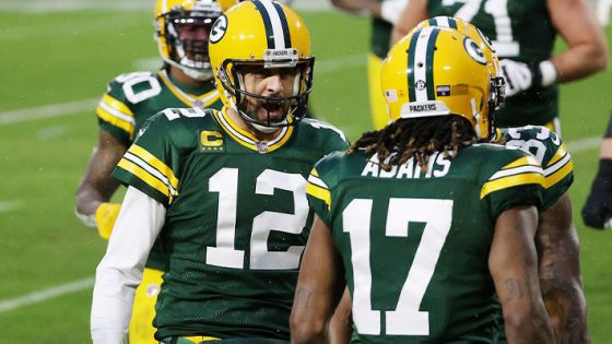 """Green Bay Packers """"destroza"""" a Los Angeles Rams"""
