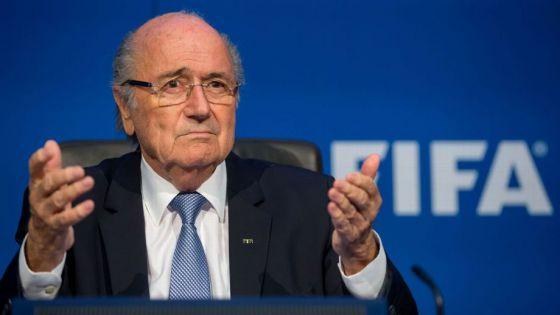 Hospitalizan a Joseph Blatter en estado grave
