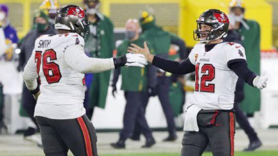 NFL: Bucaneros obtiene el primer boleto rumbo al Super Bowl LV