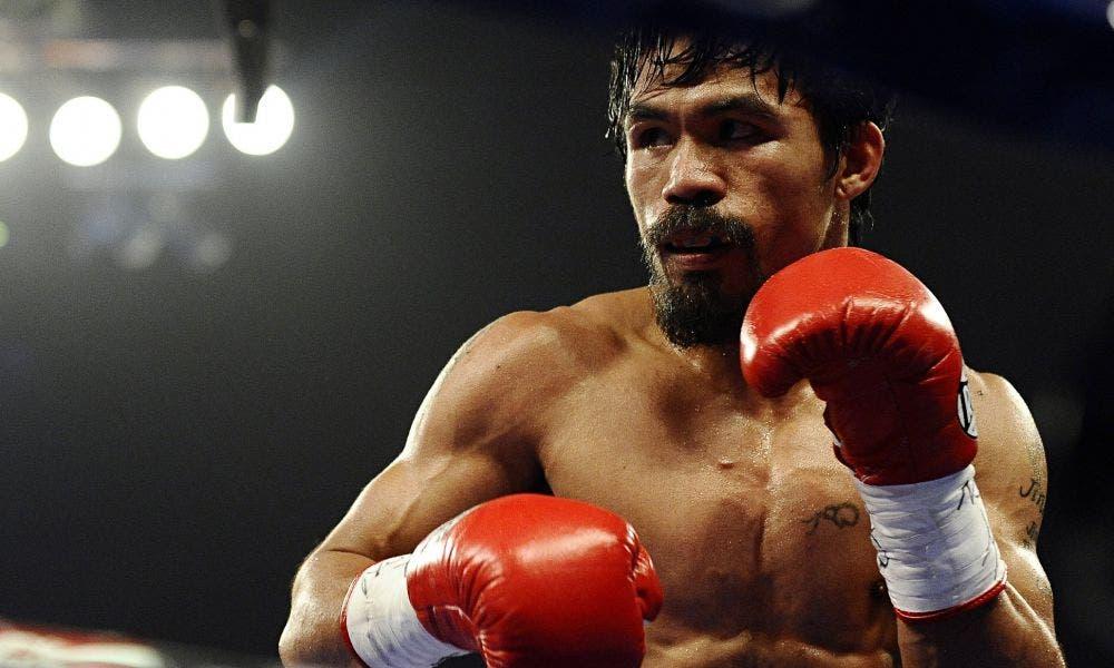Le quitan título de peso welter a Manny Pacquiao
