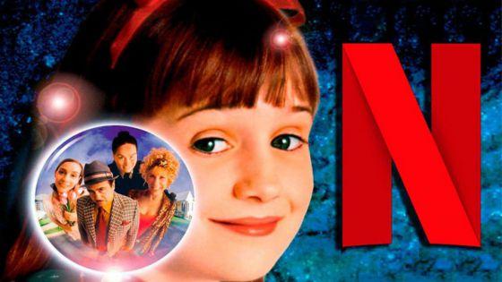 """¡Netflix lo hace de nuevo! Prepara remake de """"Matilda"""""""