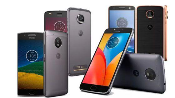 Cazaofertas: Teléfonos Motorola al precio más bajo