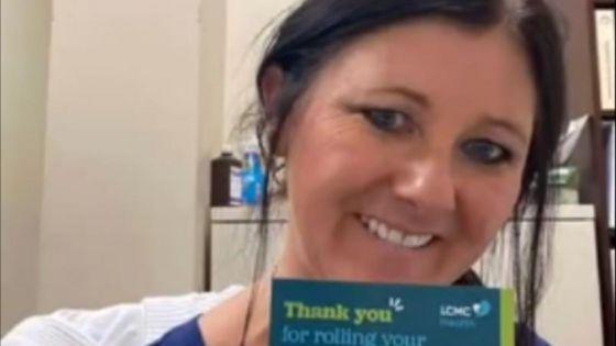 Mujer que recibió vacuna contra el Covid-19 sufre convulsiones