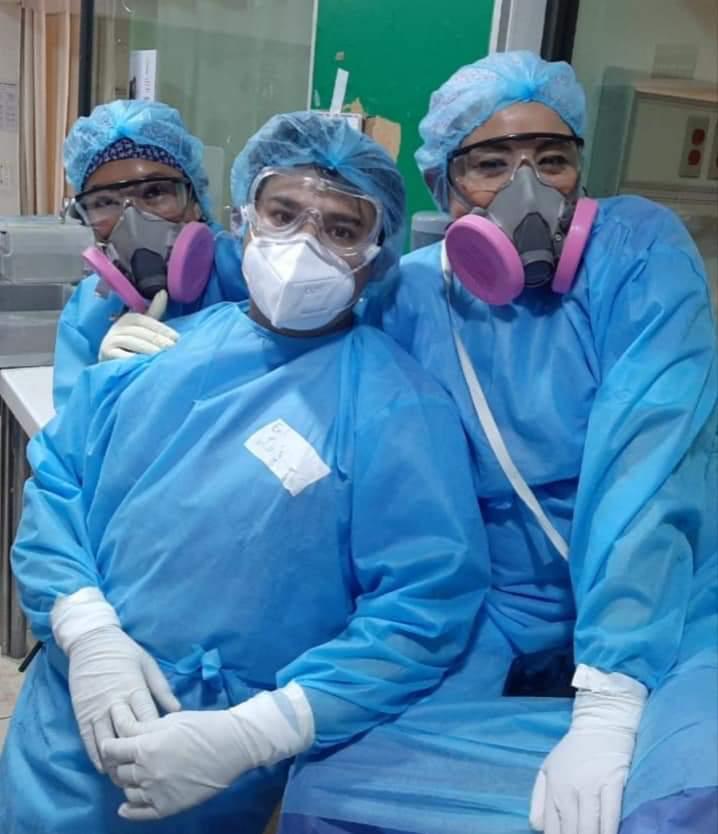 La capacidad de atención de cada Equipo de Respuesta COVID es de 24 pacientes