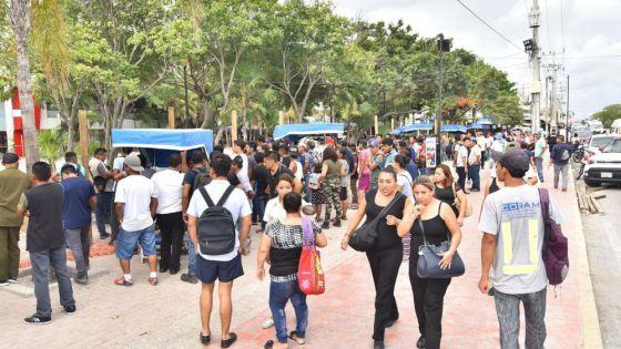 Quintana Roo con la mayor tasa de crecimiento poblacional del país