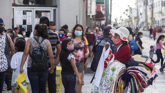 Contagios de Covid-19 no disminuyen en Yucatán; 159 nuevos casos y 8 decesos