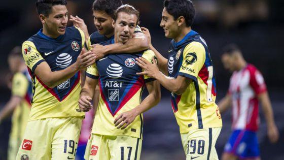 América: Córdova compara su gol con los de Giovanni Dos Santos