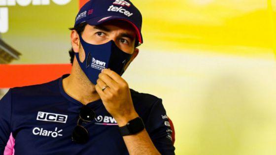 Objetivos que le pone Red Bull a Sergio Pérez