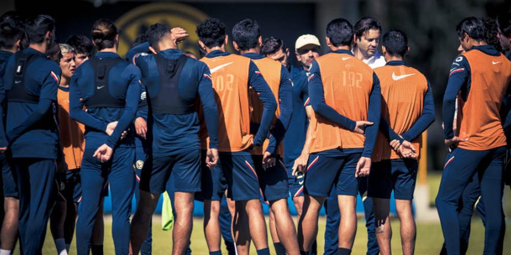Club América: Santiago Solari define su cuadro titular
