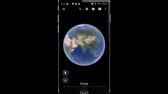Joven encuentra a su padre fallecido con Google Earth