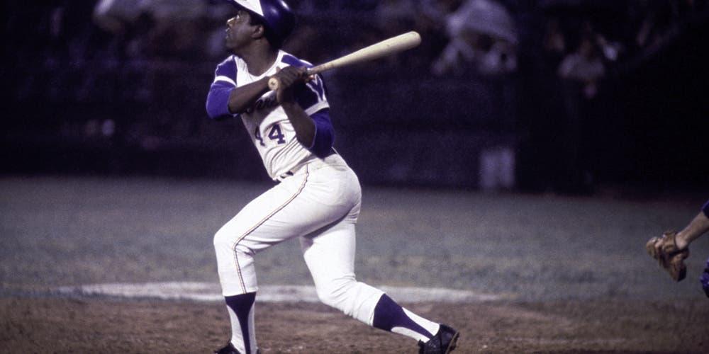 Muere Hank Aaron: leyenda de las Grandes Ligas