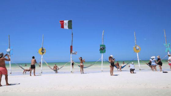 Islas turísticas como Holbox recibirán la vacuna contra el Covid-19.