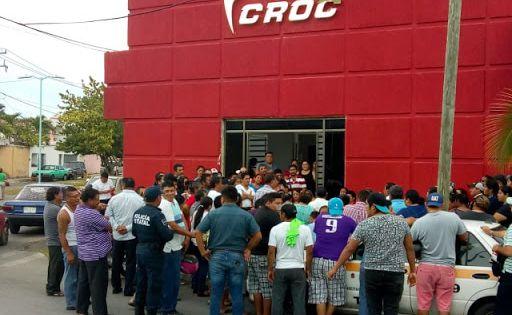 Busca la CROC Quintana Roo amarres políticos con el PES.