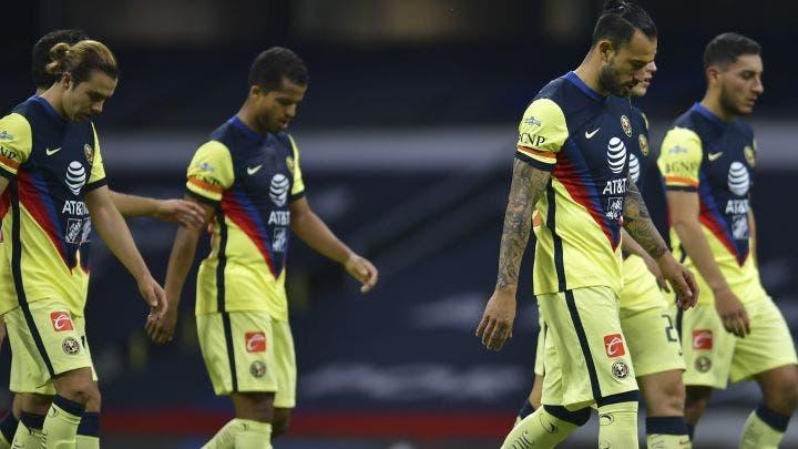 Liga MX: Cinco jugadores del Club América que deben levantar su nivel