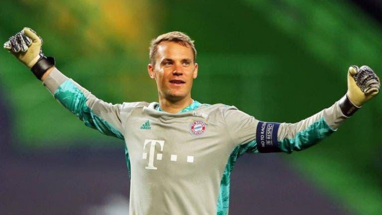 Neuer lanza comentario sobre Tigres y el futbol mexicano
