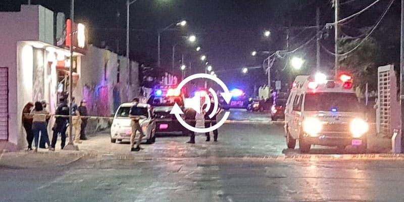 Audio: Niega 'Choco' amenazas de muerte a taxista ejecutado anoche en Cancún.