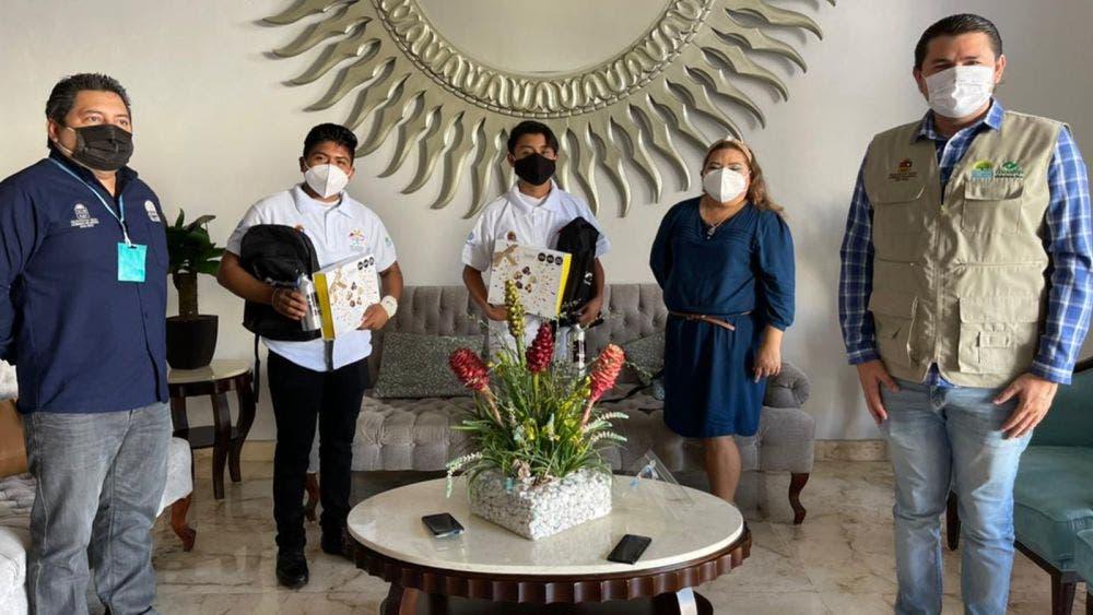 Estudiantes buscan rescatar la medicina tradicional maya