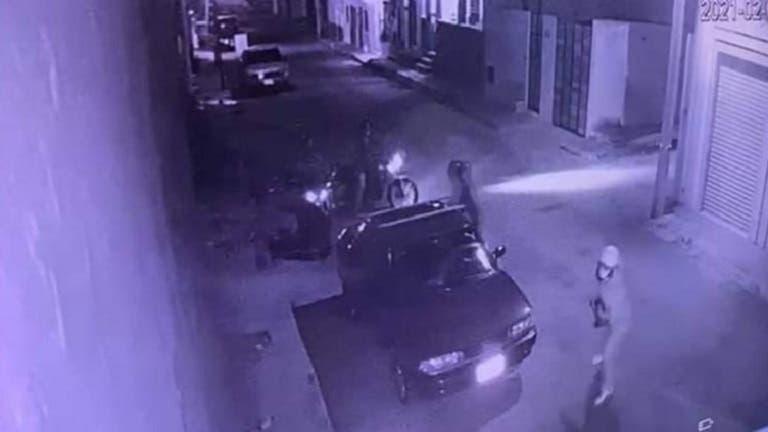 Con machete en mano sujetos asaltan a mujer en el centro de ValladolidCon machete en mano sujetos asaltan a mujer en el centro de Valladolid