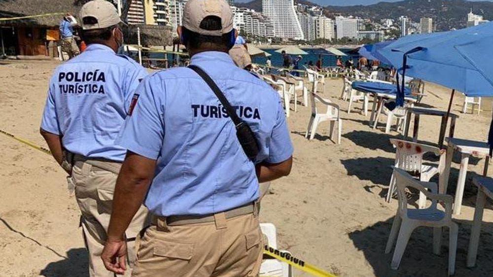 Sujetos llegan en moto acuática y asesinan a una persona en Acapulco