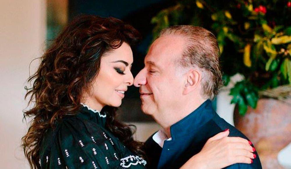 Así celebró Yadhira Carrillo y Juan Collado el día de San Valentín