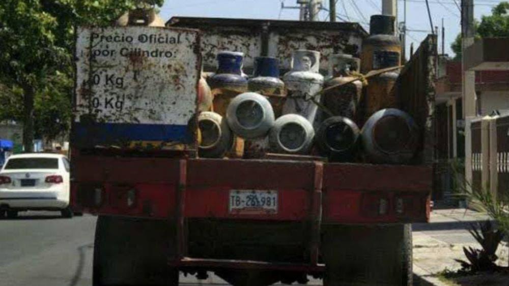 Denuncia la CROC descontrolado incremento en el kilo de Gas LP en Chetumal
