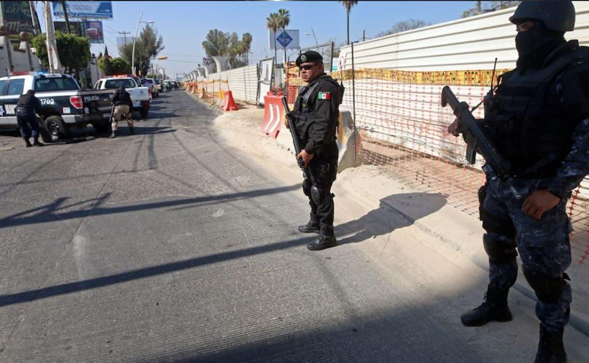 Comando armado termina fiesta con mortal balacera: once muertos