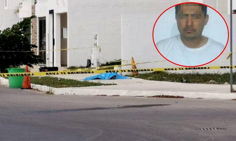 Hombre asesinado a balazos en Mérida es identificado como 'El Chuy', vendedor de droga en Cancún