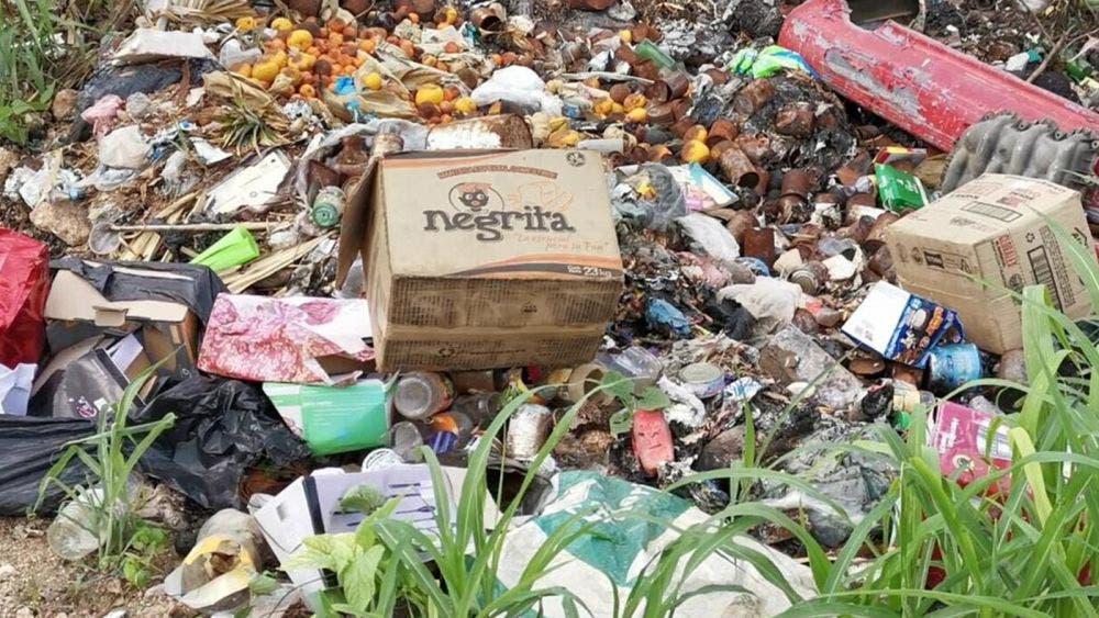Pululan basureros clandestinos en José Maria Morelos