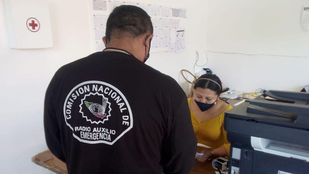 Comisión Nacional de Emergencia inicia reclutamiento en Lázaro Cárdenas